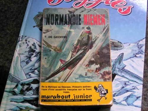 Normandie Niemen de Geoffre.JPG