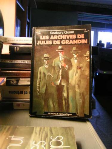 archives de Jules de Grandin.JPG